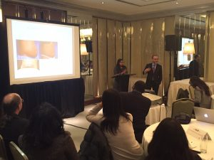 Dr. Babar Rao and Dr. Nada Elbuluk presented their talk on the latest health and beauty technologies, therapies and breakthroughs of special interest to individuals with skin of color.
