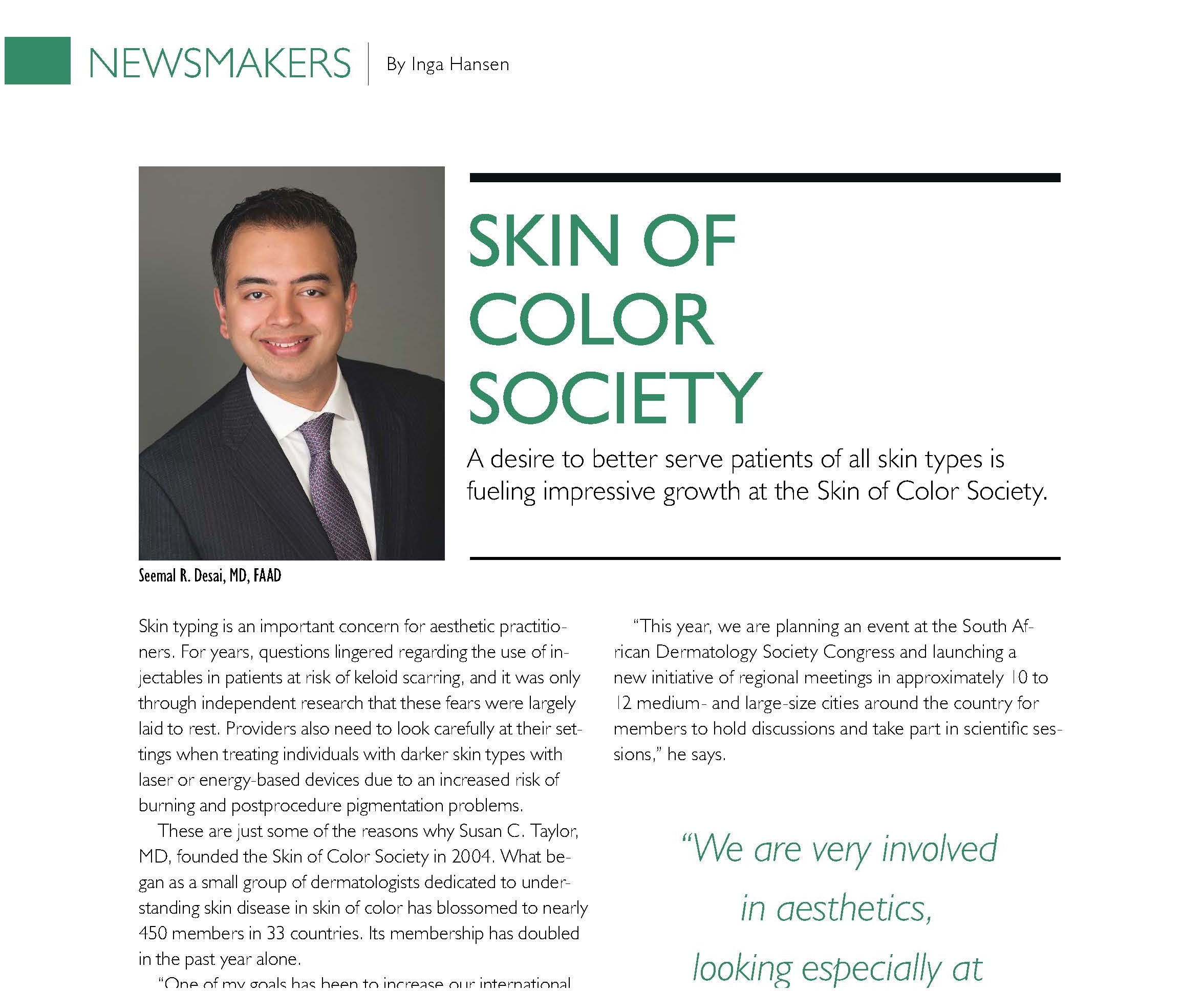 SOCS Featured in MedAesthetics May-June 2018 Edition!-banner-image