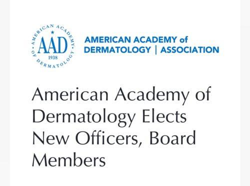 SOCS members elected to AAD Board of Directors-banner-image