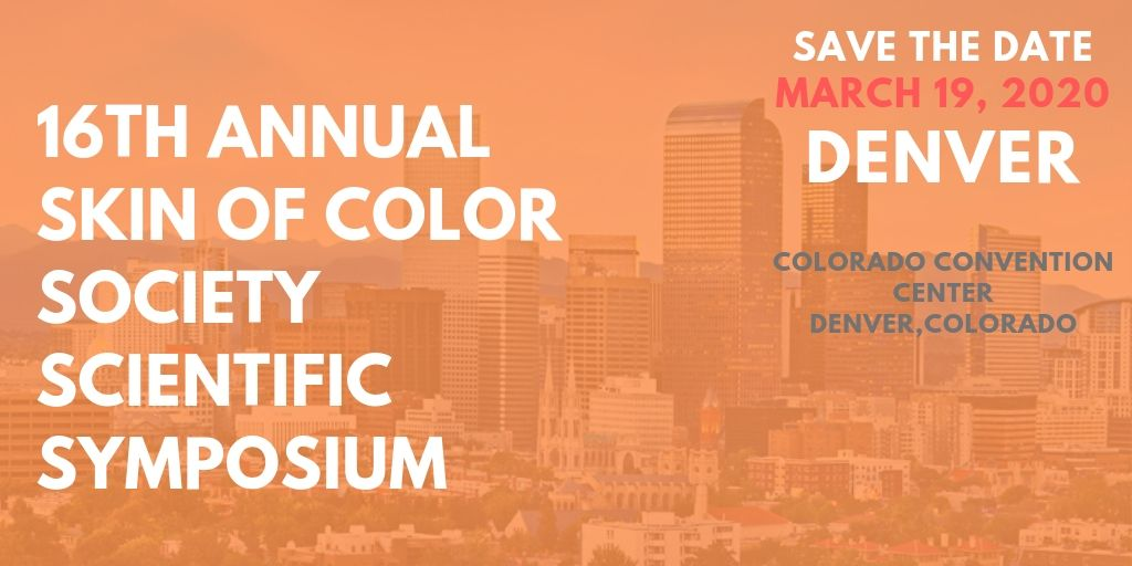 2020 Annual Symposium | Skin of Color Society