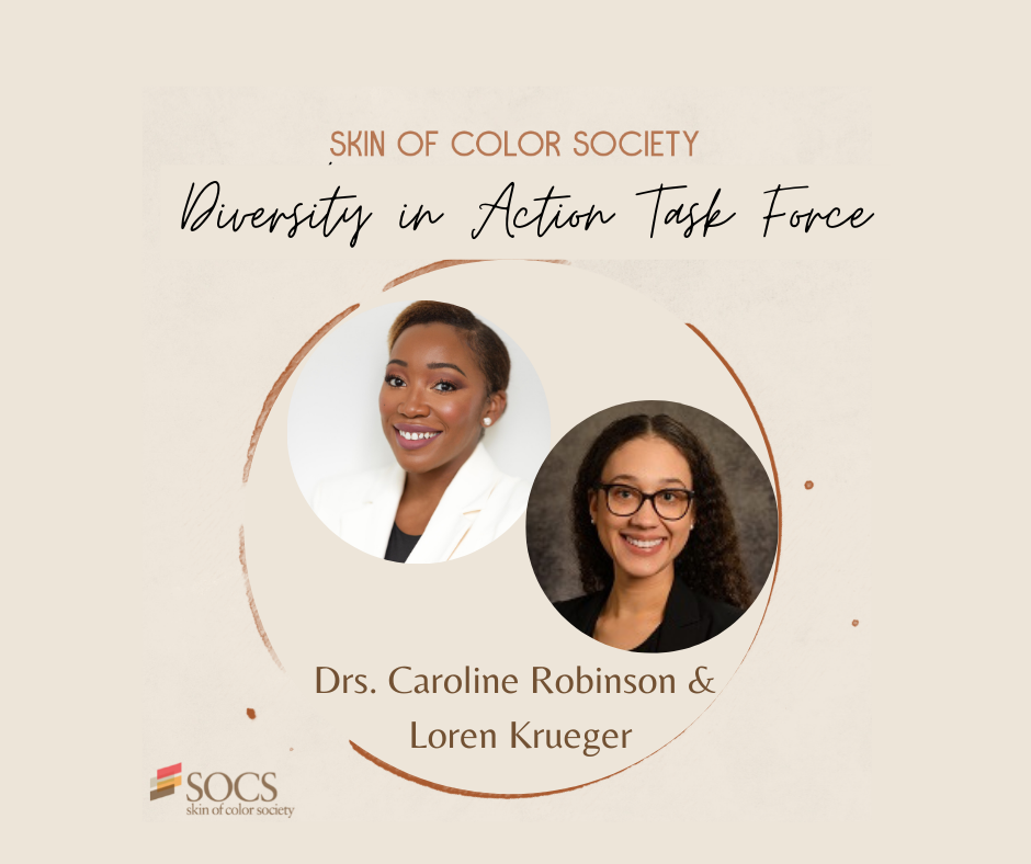 Meet the Co-Chairs of the Skin of Color Society's Diversity in Action Task Force-banner-image