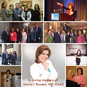 In loving memory of SOCS Leader Marta I. Rendon, MD, FAAD-banner-image