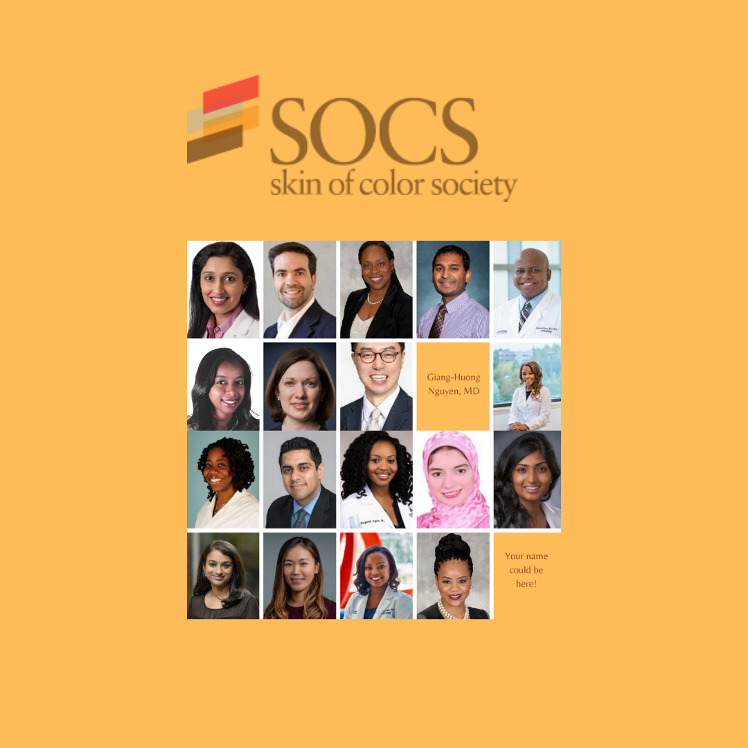 Approaching 15 Years of Supporting Scientific Trailblazers through  Skin of Color Society Grant Awards-banner-image